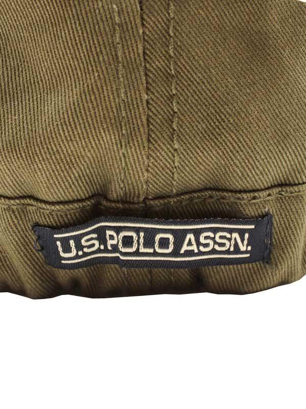 Sapca barbati US Polo Assn. olive ABPE2004HM