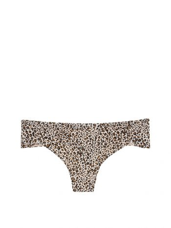 Chiloti dantela Victoria's Secret Thong-VS362957-BWQ-ANIMAL-PRINT
