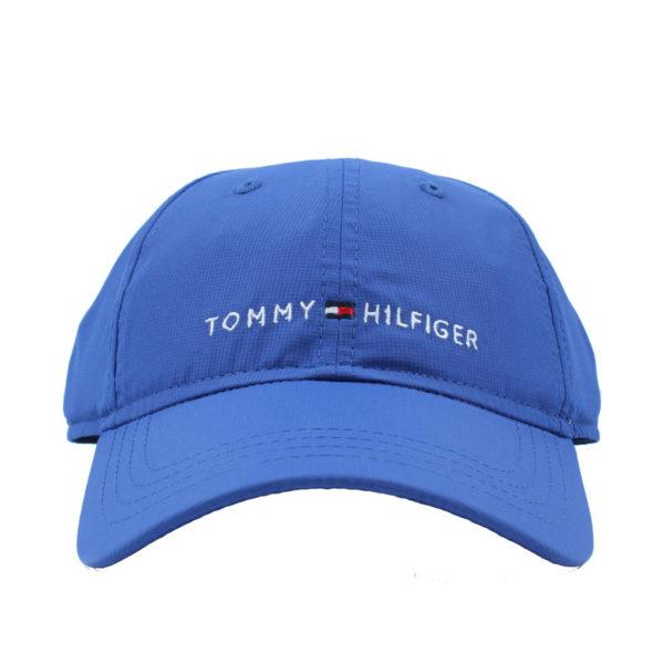 Sapca albastra Tommy Hilfiger